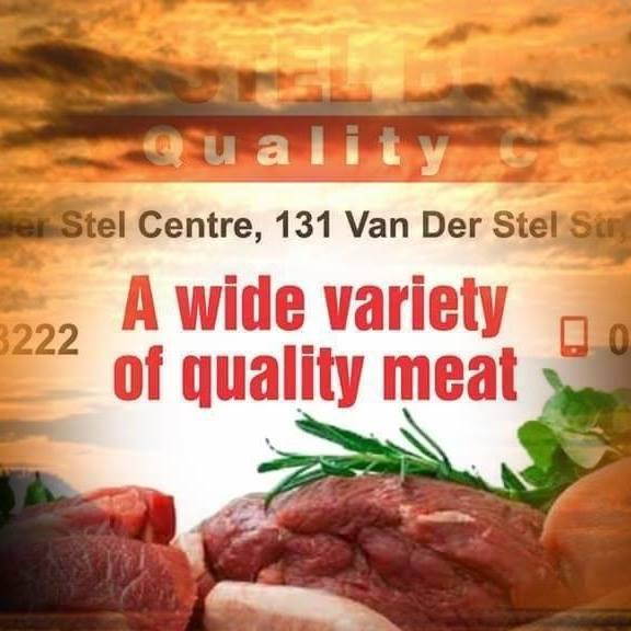 Van Der Stel Butchery (Pty) Ltd.