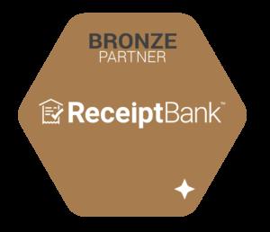 the fun accountant Receipt Bank partner
