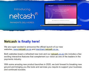 netcash is finally here