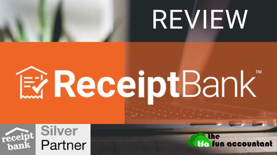 receipt bank review