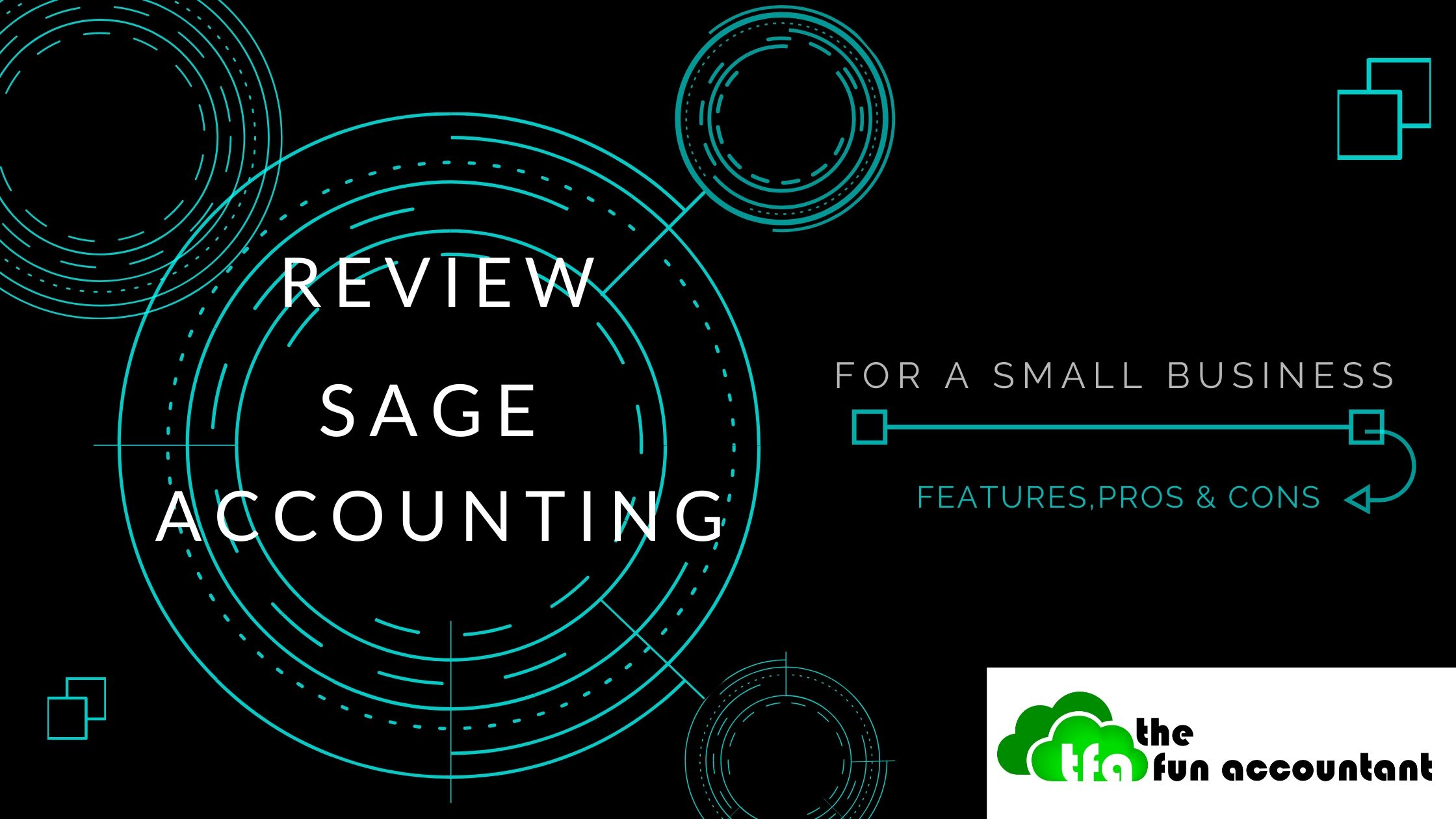 Review of sage accounting