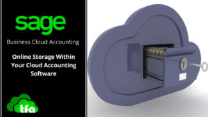 cloud accounting storage of information